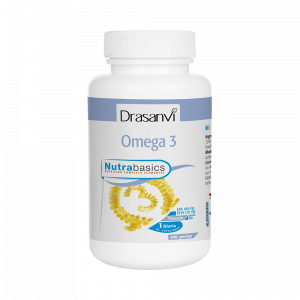 Drasanvi Omega 3 1000 Mg Bote 100 Perlas Nutrabasicos