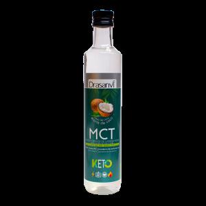 Drasanvi Aceite Mct Coco 500ml Keto