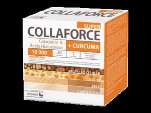 Dietmed Collaforce Curcuma 20 Sobres