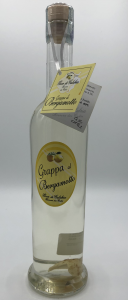 Grappa Artigianale Gocce di Calabria al Bergamotto CL.50
