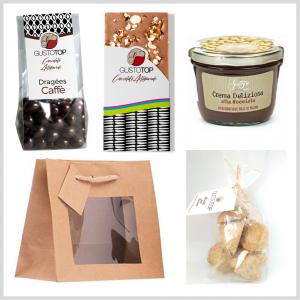 Easy Bag 10, media confezione regalo, ideale per tutte le occasioni. Idee regalo