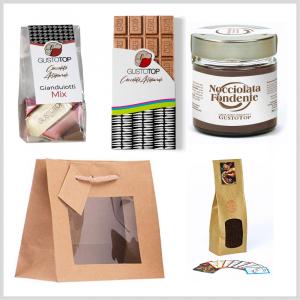 Easy Bag n. 9, media confezione regalo, ideale per tutte le occasioni. Idee regalo