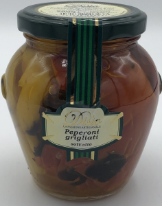 Disio Peperoni Grigliati Sott'Olio GR. 290