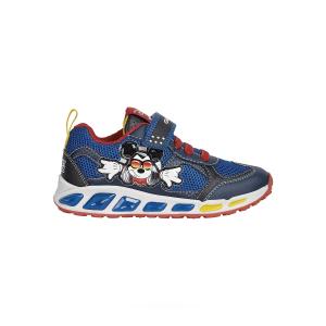 J Shuttle Boy sneaker con luci