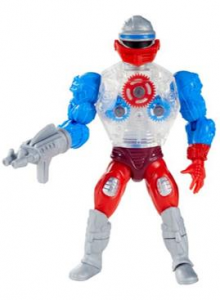 Masters of the Universe ORIGINS: ROBOTO by Mattel 2021