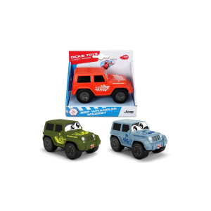 Jeep Wrangler squeezy Dickie Toys