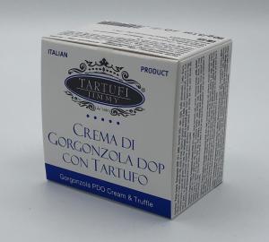 Jimmy Tartufi - Crema Gorgonzola DOP con Tarufo GR.90