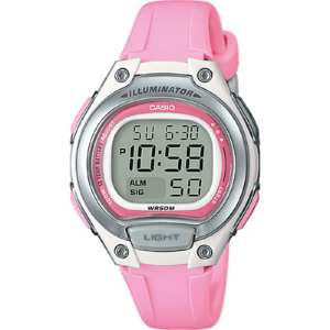 Casio Collection digitale, rosa
