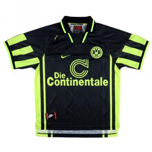 1996-97 Borussia Dortmund Maglia Away M