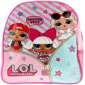Zainetto Lol Surprise per bambini Bambina Rosa