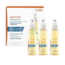 Ducray Neoptide 3 flaconi 30 ml anticaduta donna