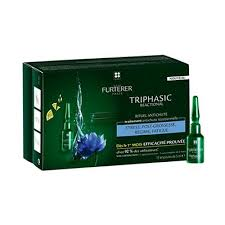 Rene Furterer Triphasic reactional trattamento contro la caduta reazionale dei capelli -  12 fiale