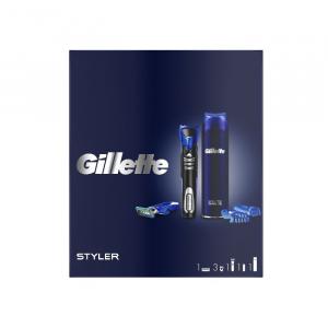 Gillette Fusion Proglide Styler Set 4 Parti 2020