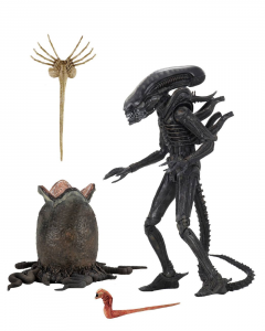 Alien 1979 Action Figure: ULTIMATE 40th BIG CHAP by Neca