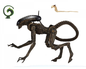 Alien 3 Action Figure: ULTIMATE DOG ALIEN by Neca