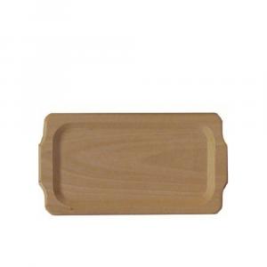 Tagliere In Legno Chiaro Sagomato 33x18 cm