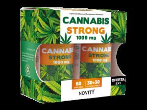 Dietmed Cannabis Strong 1000 Mg 30 3o Comp