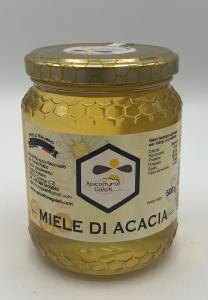 Apicoltura Galati Miele di Acacia GR.500