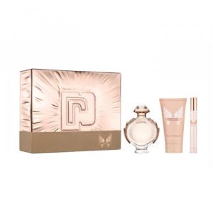Paco Rabanne Olympéa Eau De Parfum Spray 50ml Set 3 Parti 2020