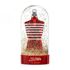 Jean Paul Gaultier Le Male Christmas Collector Edition 2020 Eau De Toilette Spray 125ml