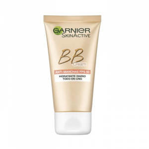 Garnier Skin Active BB Cream Anti-Macchia Spf50 Tono Medio 50ml