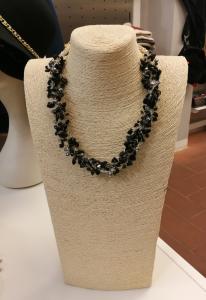 Collana girocollo wire crochet | Bigiotteria Fatta a Mano