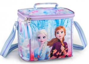Borsa FRIGO Frozen II Disney Tempo Libero Viaggio Scuola Bambina 22 CM