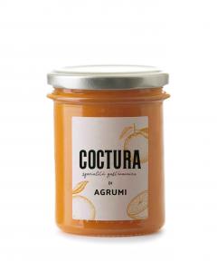 COCTURA di Agrumi | Senza Pectina Aggiunta | Ideale per cucinare |Peso Netto 240g|