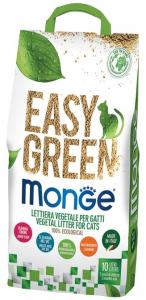 MONGE LETTIERA EASY GREEN VEGETAL 10 L