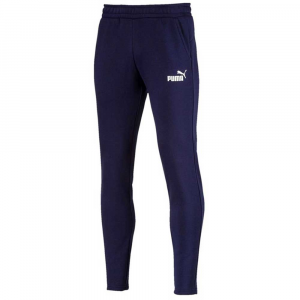Puma Pantalone Basic Blu da Uomo