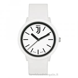 Orologio Bianco da polso Juventus al quarzo Lowell in gomma - Idea Regalo