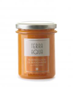 Marmellata di Mandarini Avana con Curcuma | Peso netto 120g-240g|