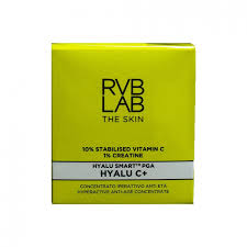 RVB LAB Hyalu C+ Crema illuminate anti età