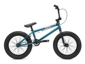 Kink Carve Bici Bmx Bambino 16 pollici 2021 | Colore Gloss Teal