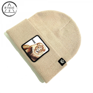 Goorin Bros - Animal Farm Beanie - King avorio