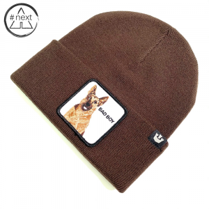 Goorin Bros - Animal Farm Beanie - Bad Boy caffè
