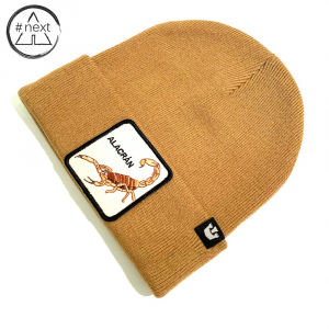 Goorin Bros - Animal Farm Beanie - Alacràn cammello