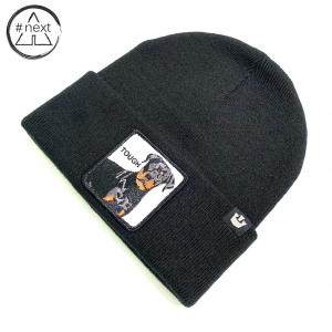 Goorin Bros - Animal Farm Beanie - Tough nero