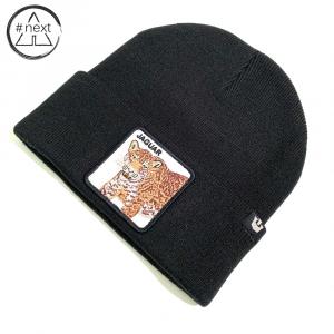 Goorin Bros - Animal Farm Beanie - Jaguar nero