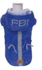Giubbotto Impermeabile per cani VANCOVER  blue CROCI offerta speciale