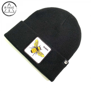 Goorin Bros - Animal Farm Beanie - Queen nero