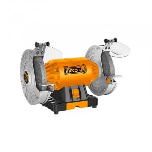SMERIGLIATRICE DA BANCO 200MM - 350W - INGCO BG83502