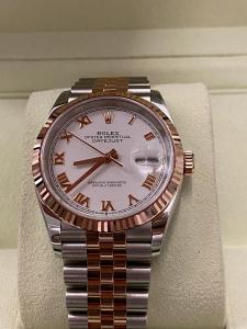 Orologio mai indossato Rolex Datejust