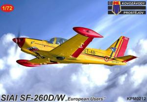 SIAI SF-260D/W