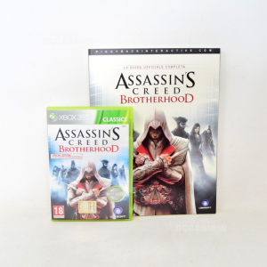 VIDEOGIOCO ASSASSIN'S CREED PER XBOX 360 CON LIBRO
