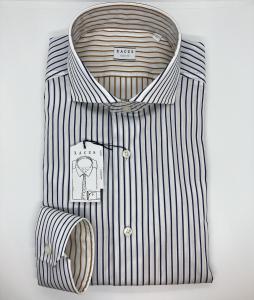 Camicia rigata Xacus