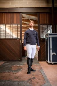 Maglione Equitazione VDV Uomo