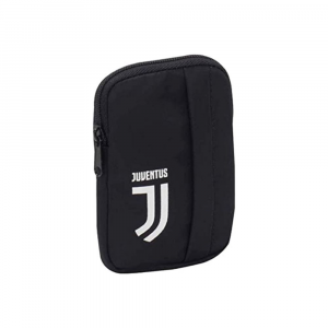 Juventus porta monete portachiavi con gancio cintura