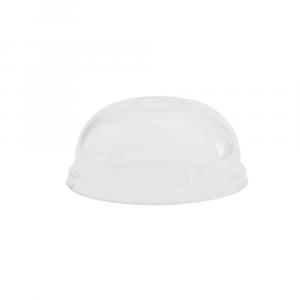 Coperchi trasparenti a cupola per ciotole in cartoncino da 350-650ml -D115