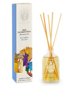 Diffusore Bastoncini Iris Florentina